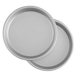 Wilton 2105-7908 Aluminum Performance Pans Set of 2 9-Inch R