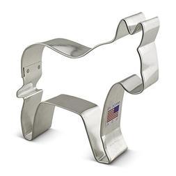 Ann Clark Democratic Donkey Cookie Cutter - 3.75 Inches - Ti