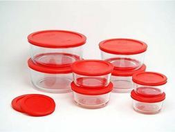 Pyrex Glass Bakeware Set - 18 pc. 1125973