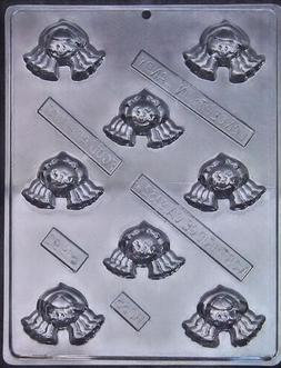 Halloween Spider Chocolate Candy Mold from Concepts In Candy