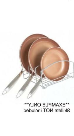 Kitchen Cabinet Organiser- Chrome Houseware, Bakeware and Co
