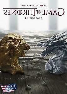 Game of Thrones: Seasons 1-7  34 Disc Box Set  *BRAND NEW*