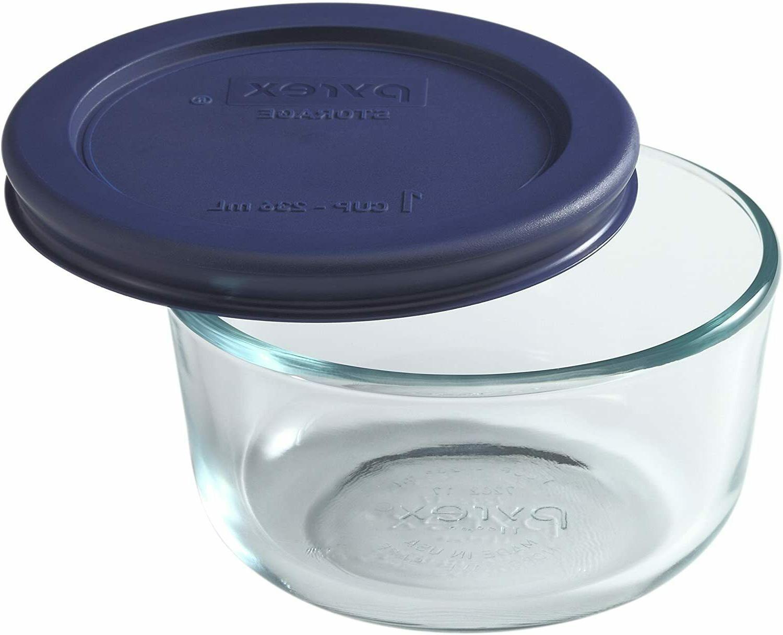 Pyrex Grab Glass Bakeware and Food Storage Set, 8-Piece,