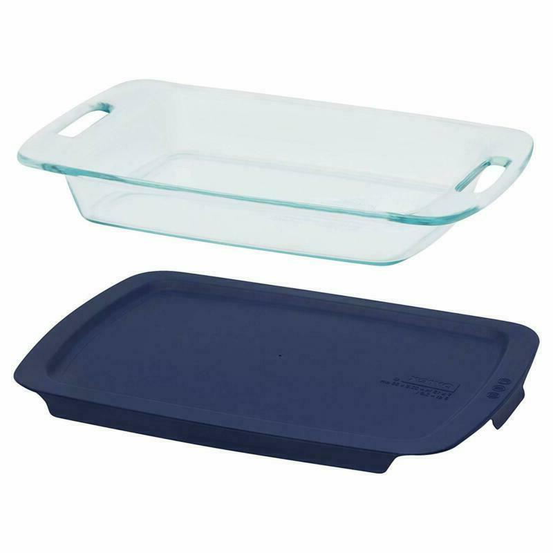 Pyrex Easy Bakeware and Set, 8-Piece,