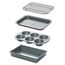 Chicago Metallic. Professional 4-Piece Non-Stick Toaster Ove