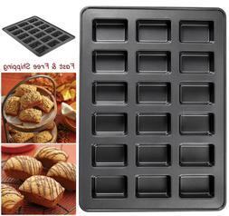 Perfect Results Premium Non-Stick Bakeware Mini Loaf Pan 18-
