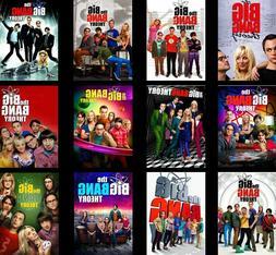 The Big Bang Theory Complete Series Seasons 1-12 DVD Set