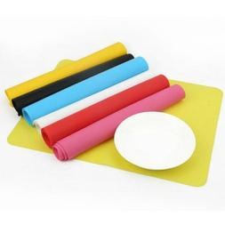 Washable Kitchen Dining Waterproof Placemat Bakeware Heat In